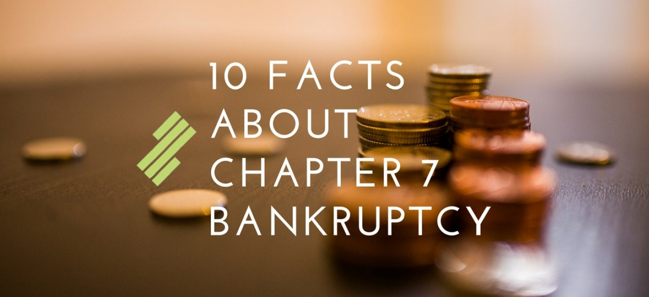 Learn the differences between the three major types of bankruptcy and their advantages and disadvantages