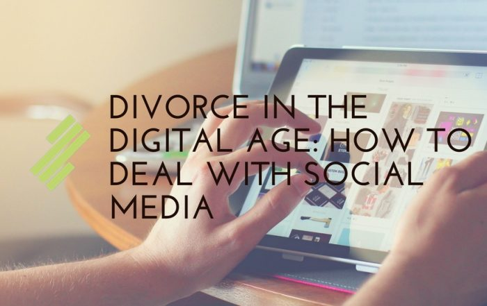 Divorce in the Digital Age: How to Deal with Social Media