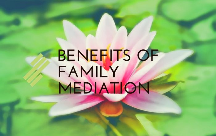 Benefits of Family Mediation