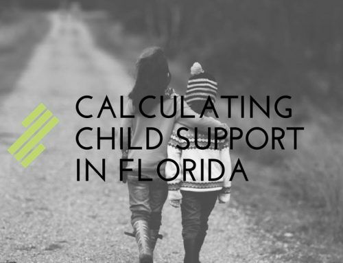 Calculating Child Support in Florida