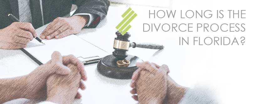 How long does a uncontested divorce take in florida