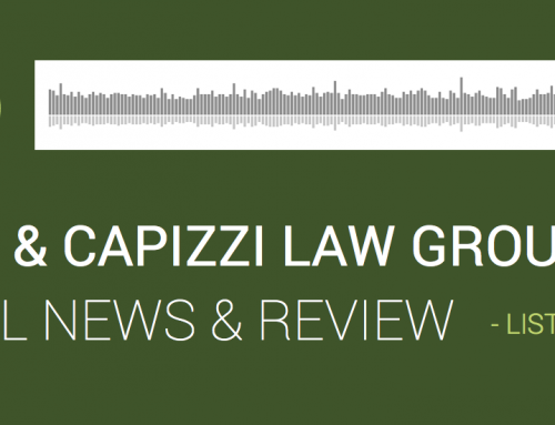 Seff & Capizzi Law Group Appears On Legal News And Review