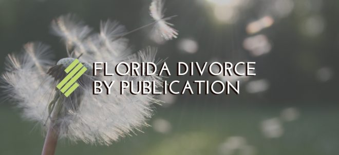 Divorce by Publication