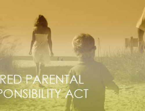 SHARED PARENTAL RESPONSIBILITY ACT