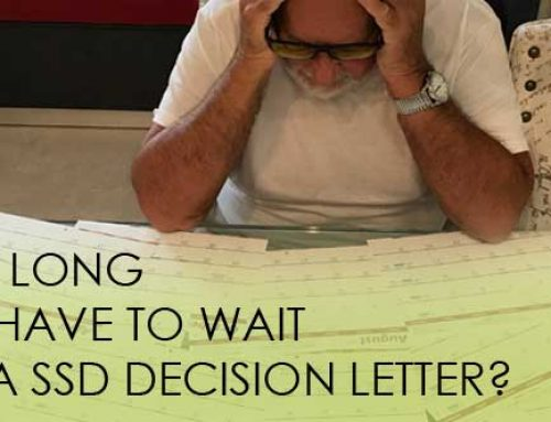 HOW LONG DO I HAVE TO WAIT FOR A SOCIAL SECURITY DISABILITY DECISION LETTER?