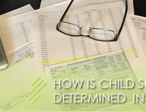 HOW IS CHILD SUPPORT DETERMINED IN FLORIDA