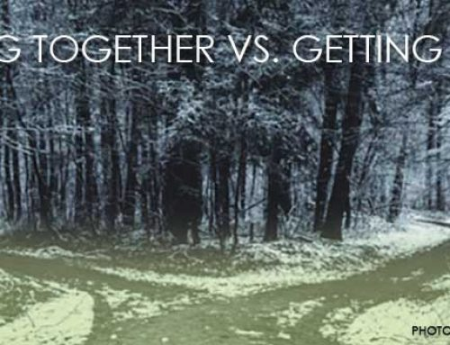 STAYING TOGETHER vs. GETTING DIVORCE